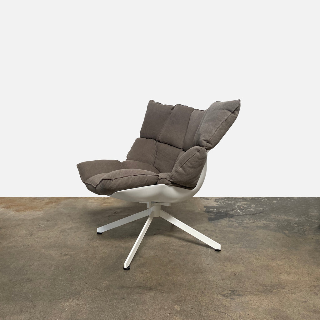 Husk Armchairs (2 In Stock), Armchair - Modern Resale