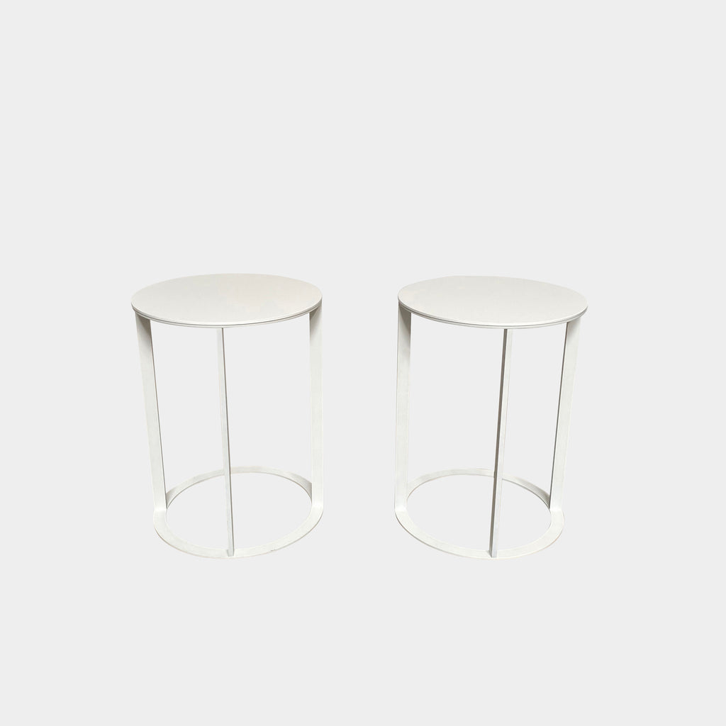 Frank Side Tables (2 In Stock) - Modern Resale