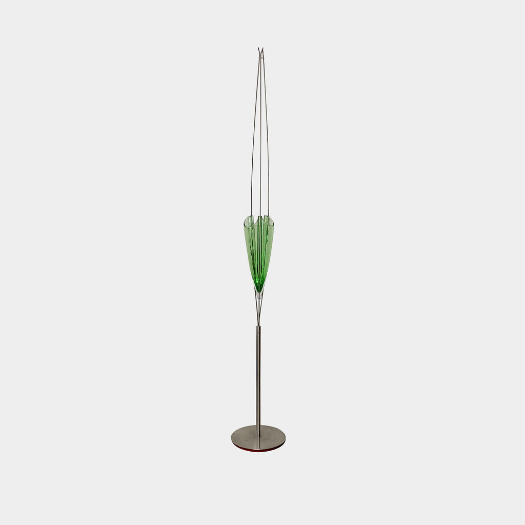 Green Standing Vase, Accessories - Modern Resale