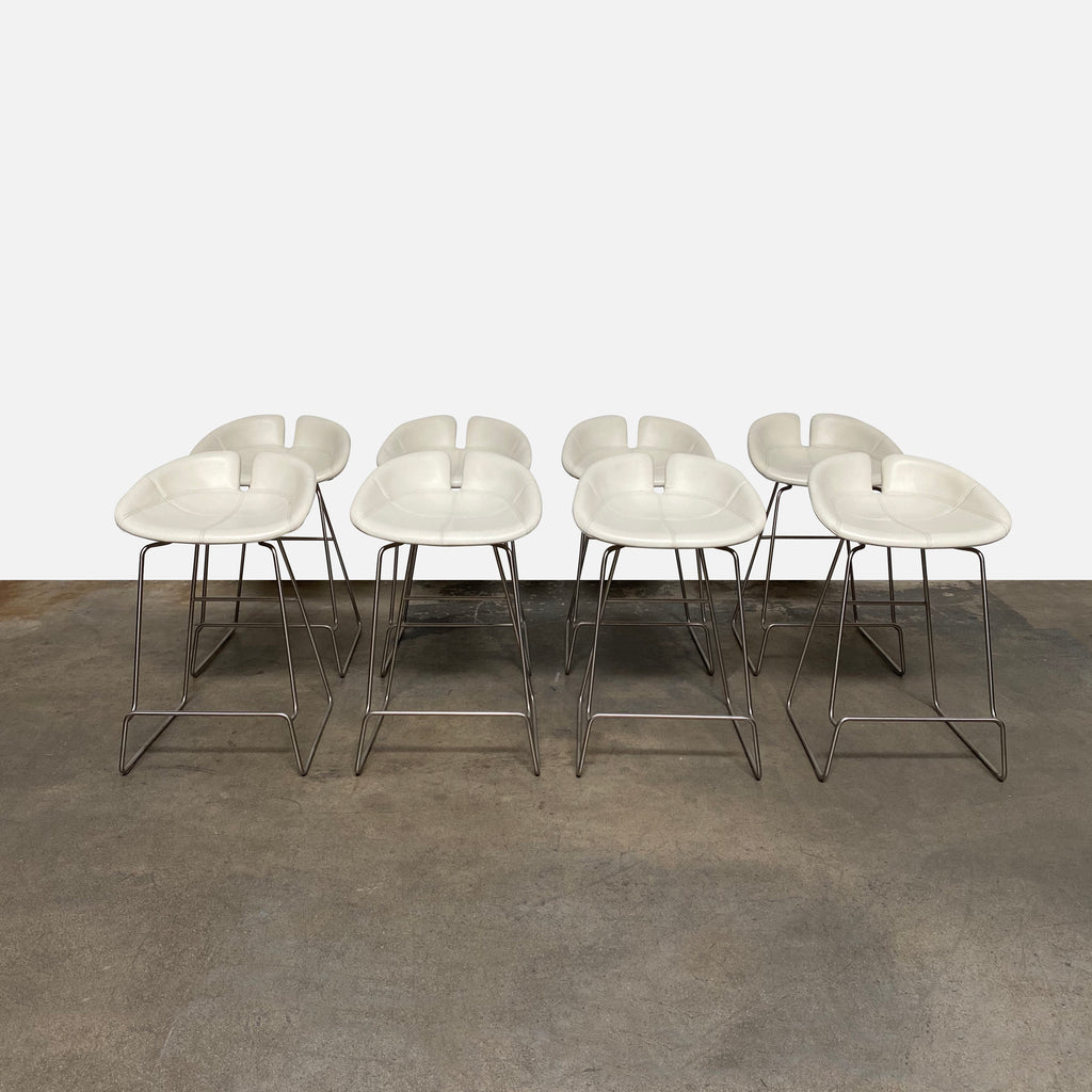 Fjord Counter Stools, Bar Stool - Modern Resale