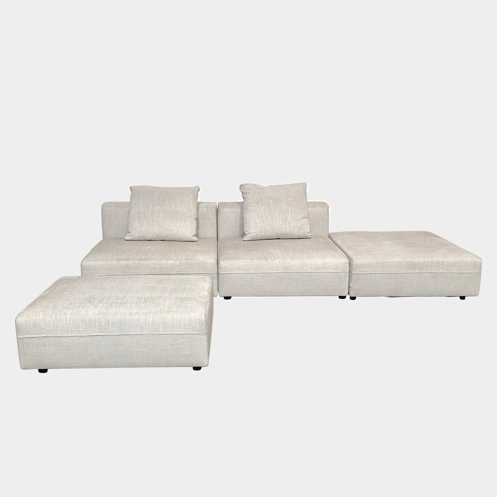 Freestyle Sectional, Sectional - Modern Resale