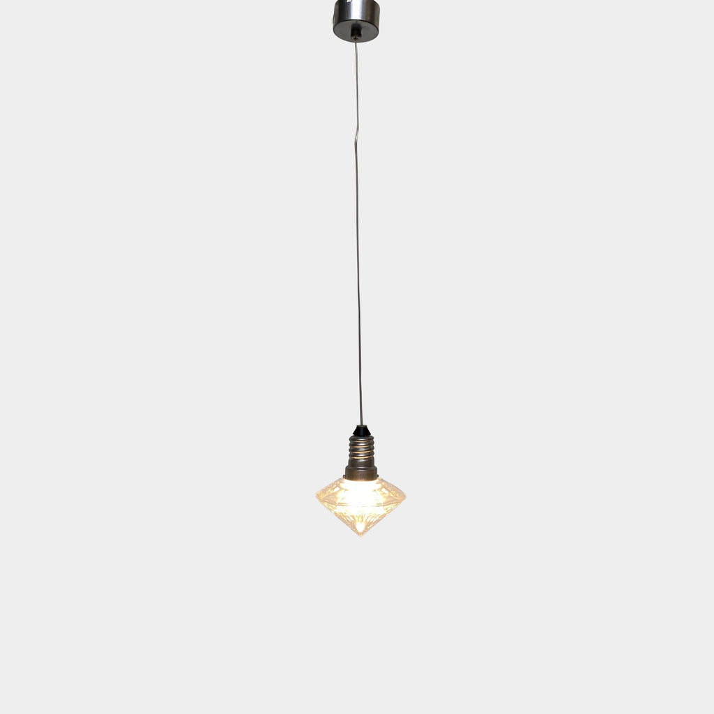 Kristal Diam Pendant Light