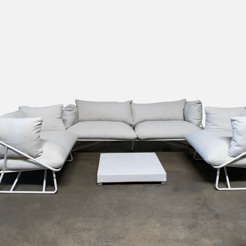 Pool Party Outdoor Sofa, Sofa - Modern Resale