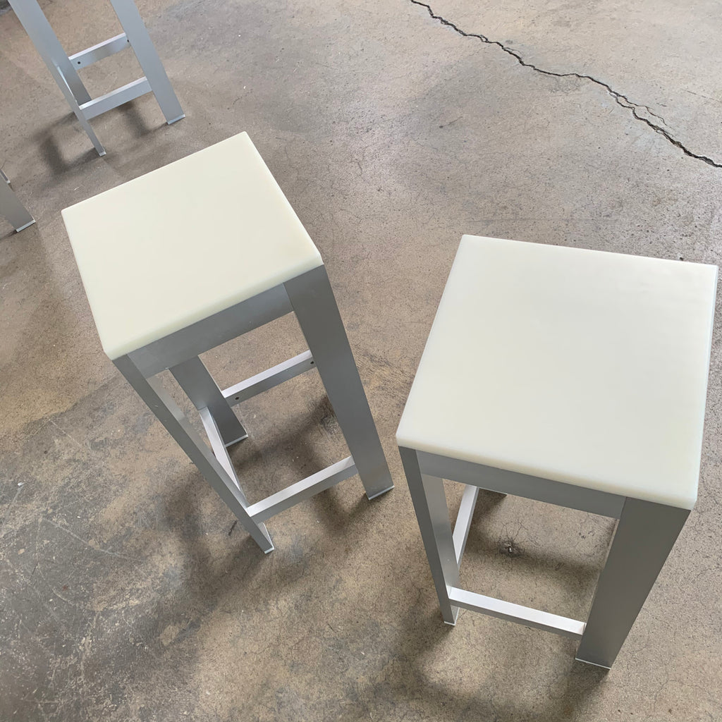 Na Xemena Outdoor Bar Stools (5 in Stock), Bar Stool - Modern Resale