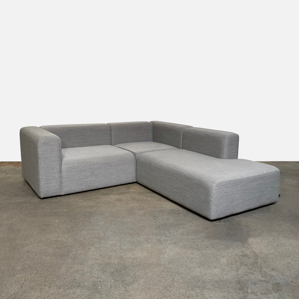 Mags Sectional, Sectional - Modern Resale