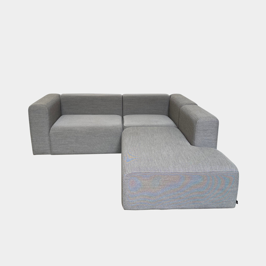 Hay Design Grey Mags Sectional