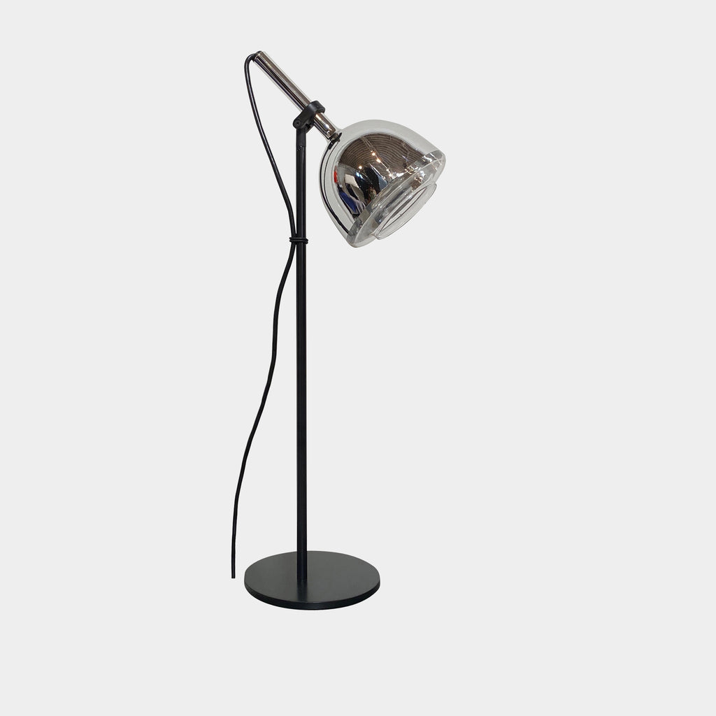 Chrome Bell Table Lamp (Qty.2), Table Lamp - Modern Resale