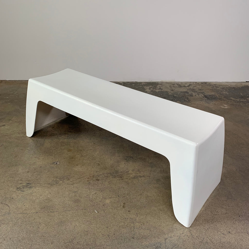 Outdoor Bench, Bench - Modern Resale