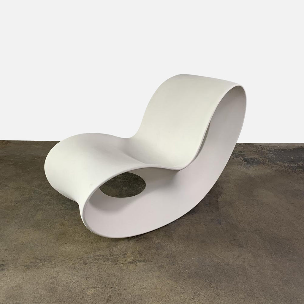 Voido Rocking Chair, Lounge Chair - Modern Resale