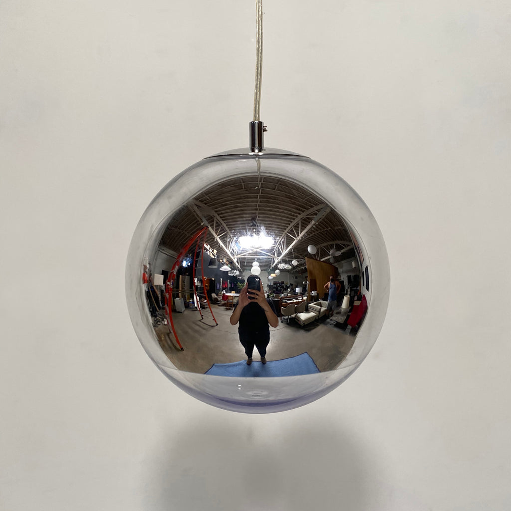 Mirrorball Pendant, Ceiling Light - Modern Resale