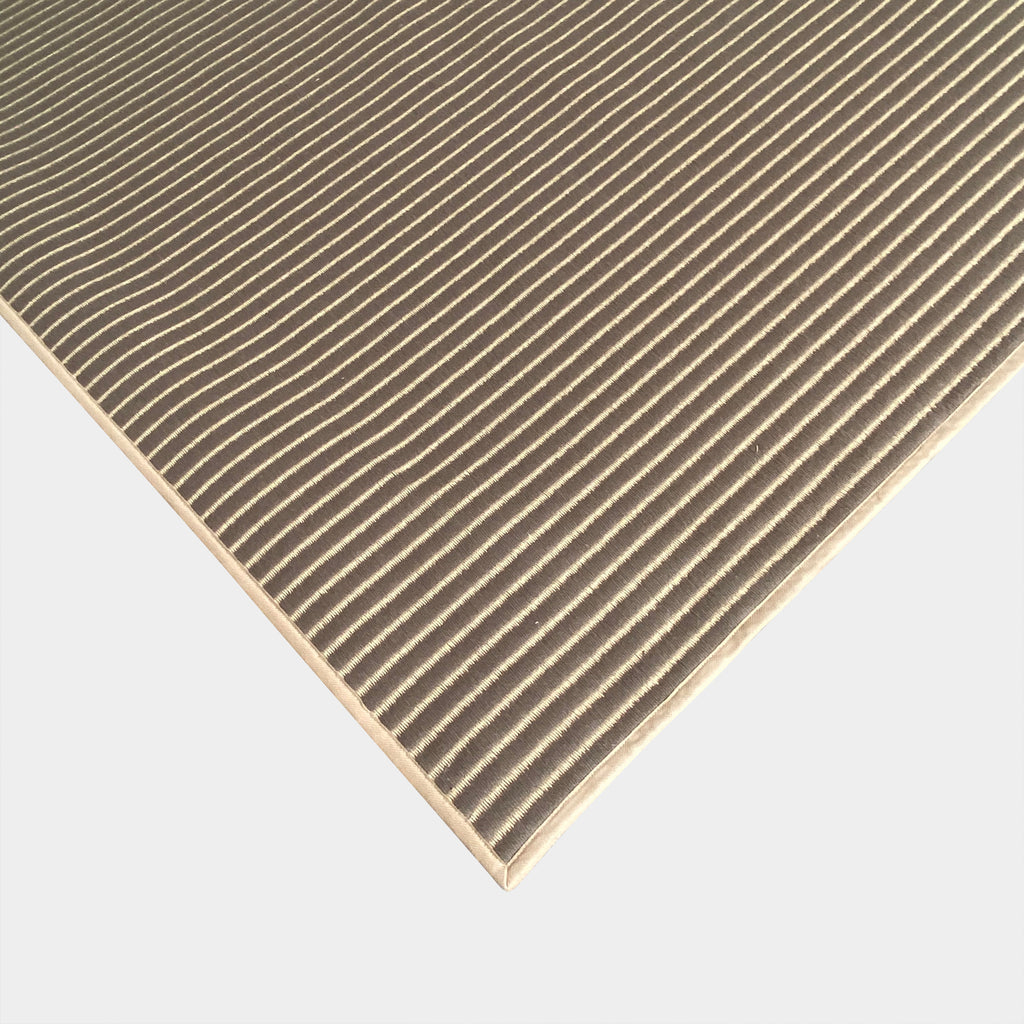 Woodnotes 'Archipelago' Wool & Paper Yarn Striped Rug