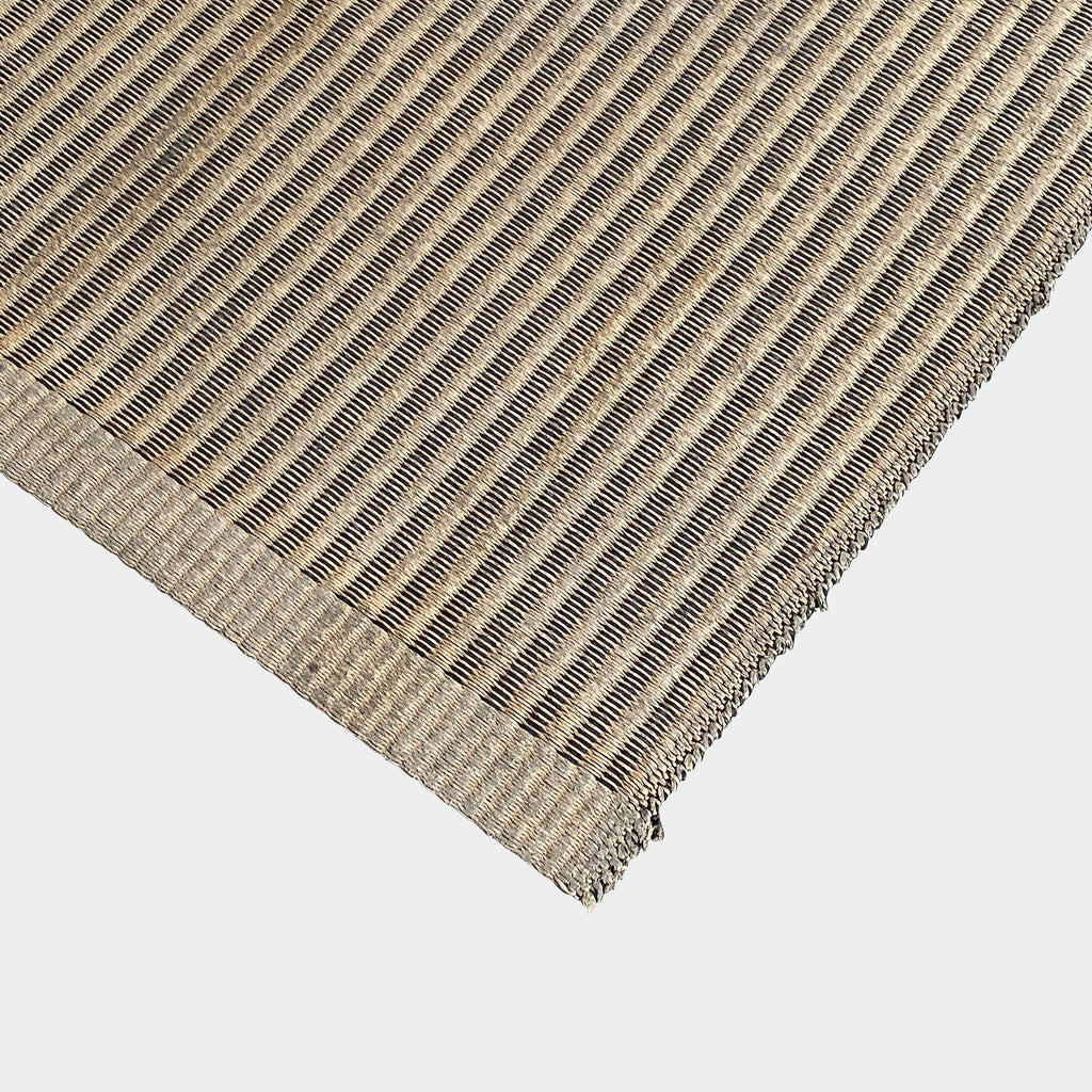 Woodnotes Wool + Paper Yarn Rug by Ritva Puotila