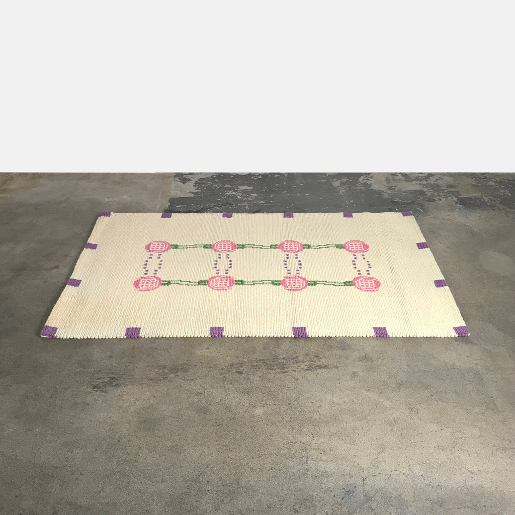 Mackintor Wool Rug, Rug - Modern Resale