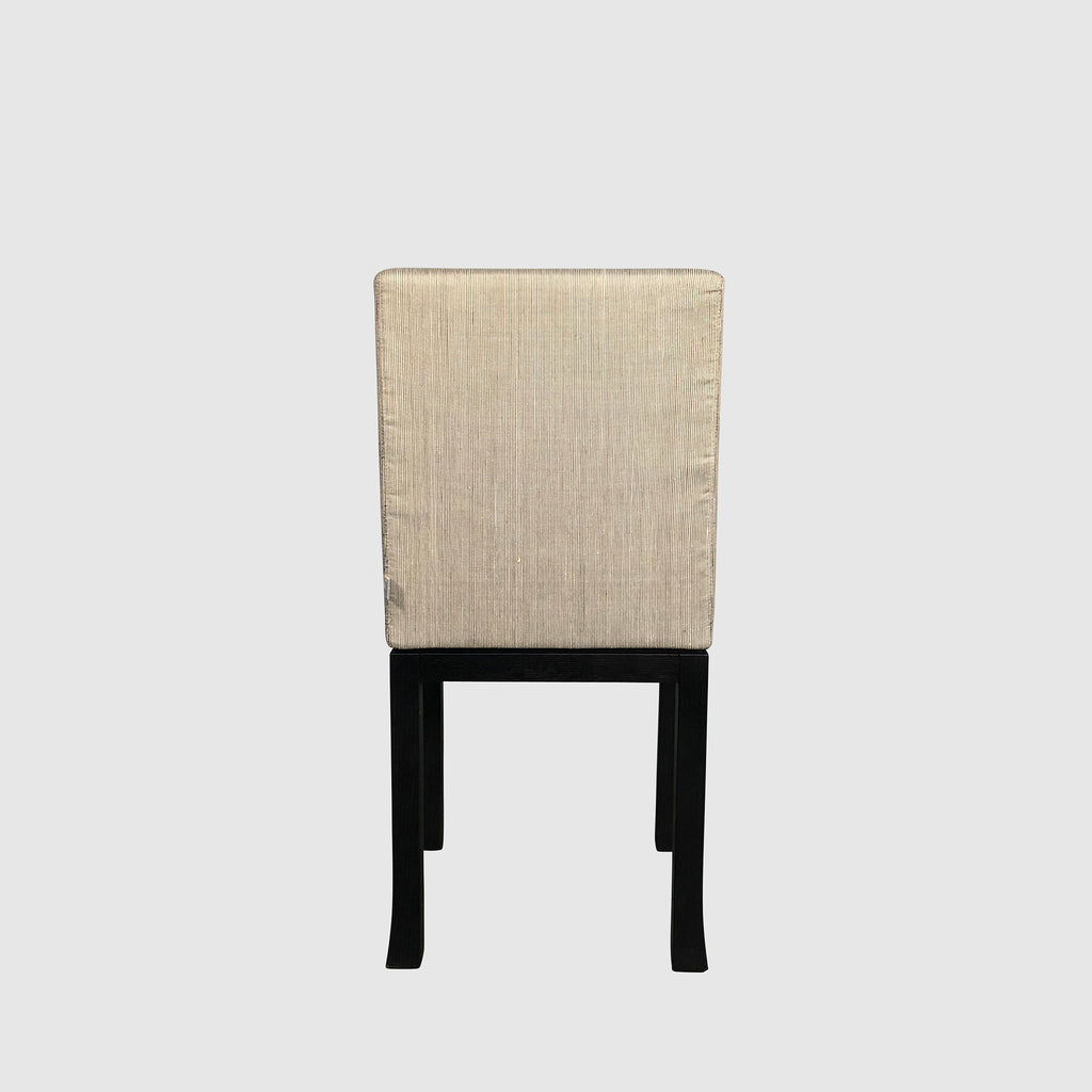 Armani Casa / Cierre Imbottiti Fabric Dining Chair