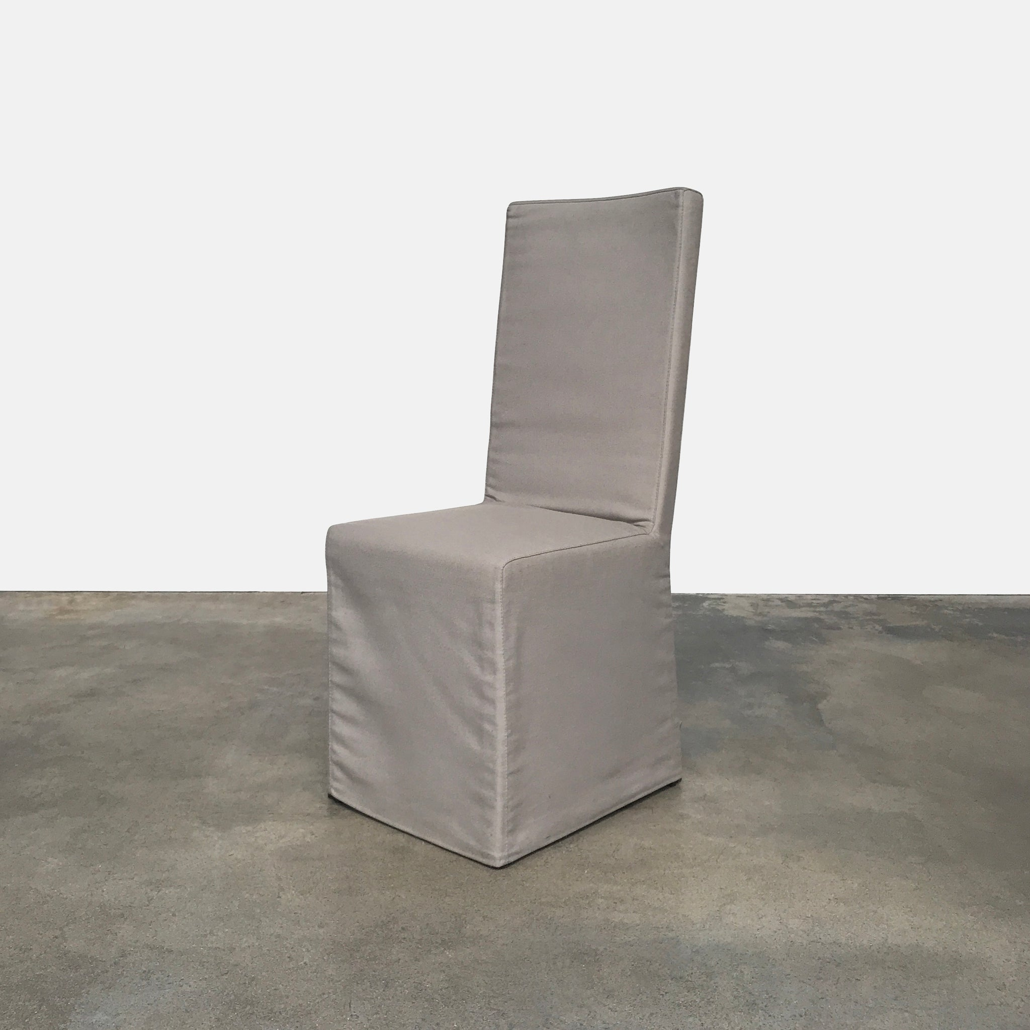 Linen Dining Chair (6 In Stock)
