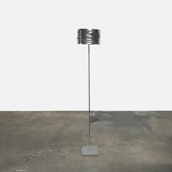 Aqua Cil Floor Lamp