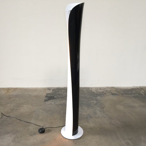 Artemide Black Cadmo Floor Lamp by Karim Rashid | LA | Consignment
