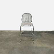 B&B Italia Crinoline Outdoor Bar Stool by Patricia Urquiola