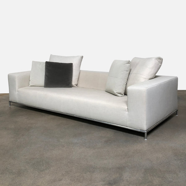 B&B Italia Libeccio Fabric George Sofa by Antonio Citterio
