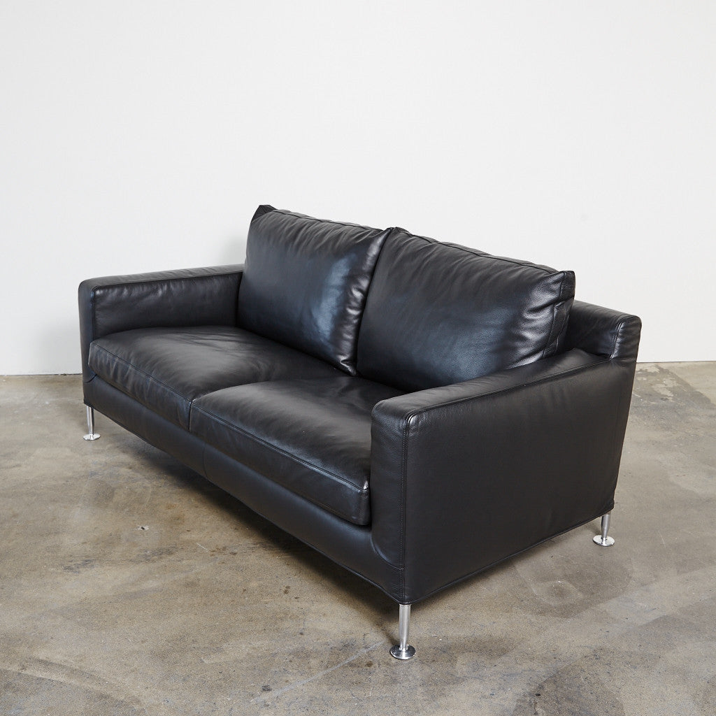 b b italia harry sofas 3 and ottomans 6 modern resale. Black Bedroom Furniture Sets. Home Design Ideas