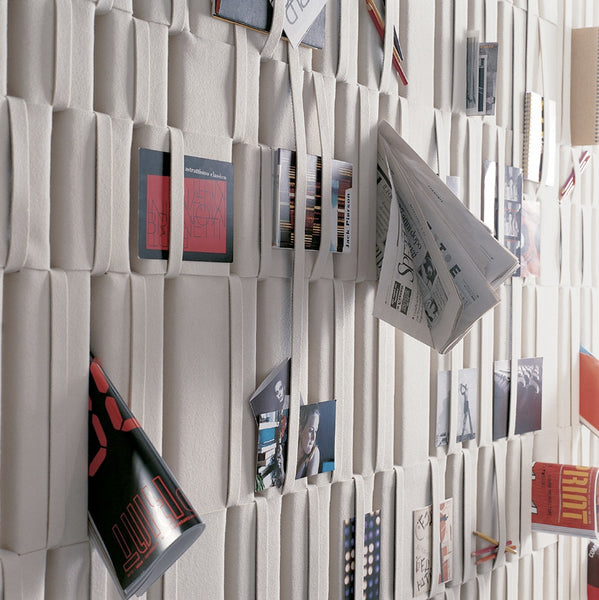 B&B Italia Soft Wall Unit | Room Divider | by Gerhards and Glucker