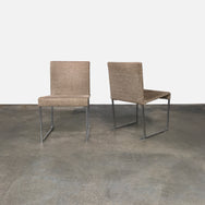 B&B Italia Solo Dining Chair by Antonio Citterio