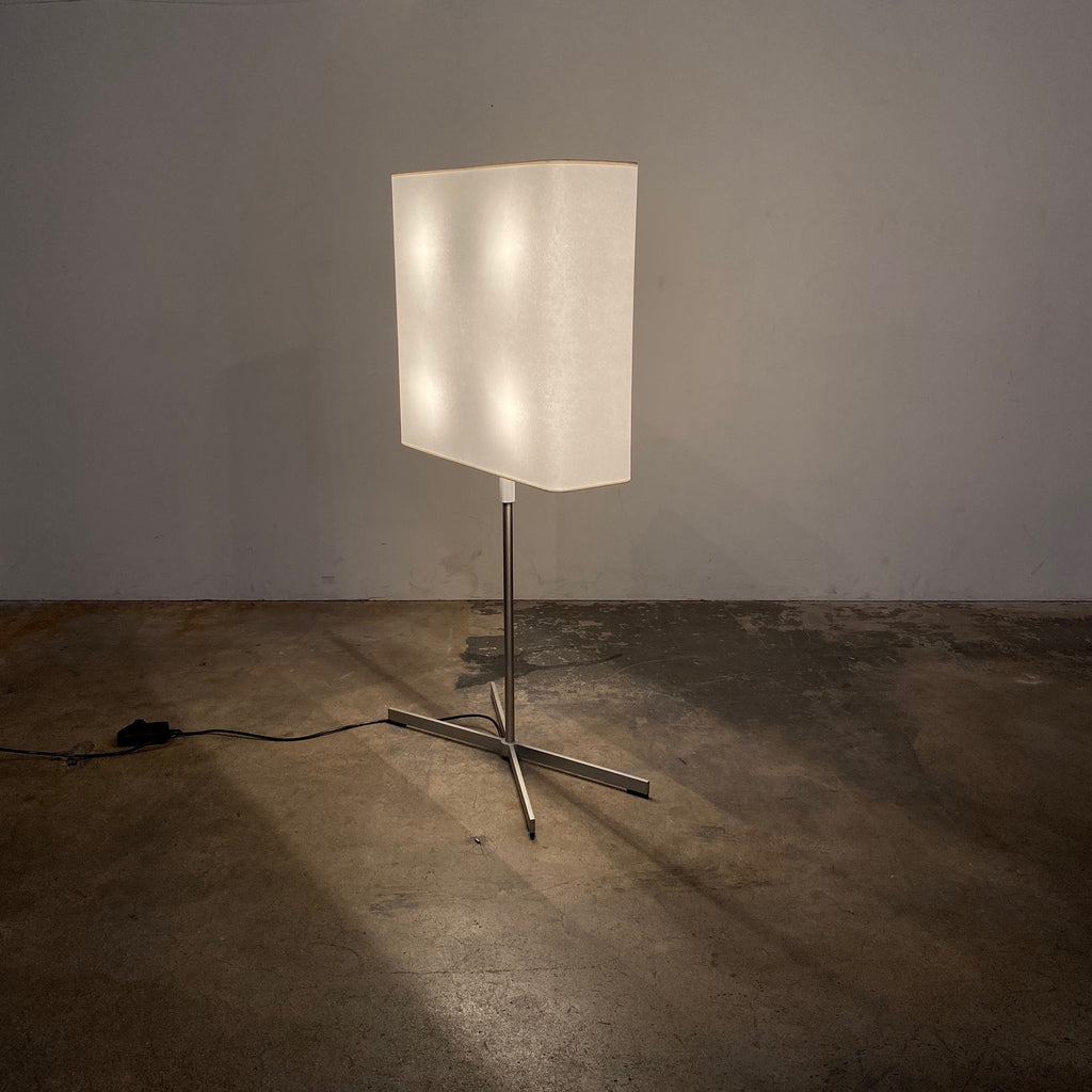Pallucco Italia 'Bank' Floor Lamp, halogen lamp, design, livingroom lighting, ultra modern