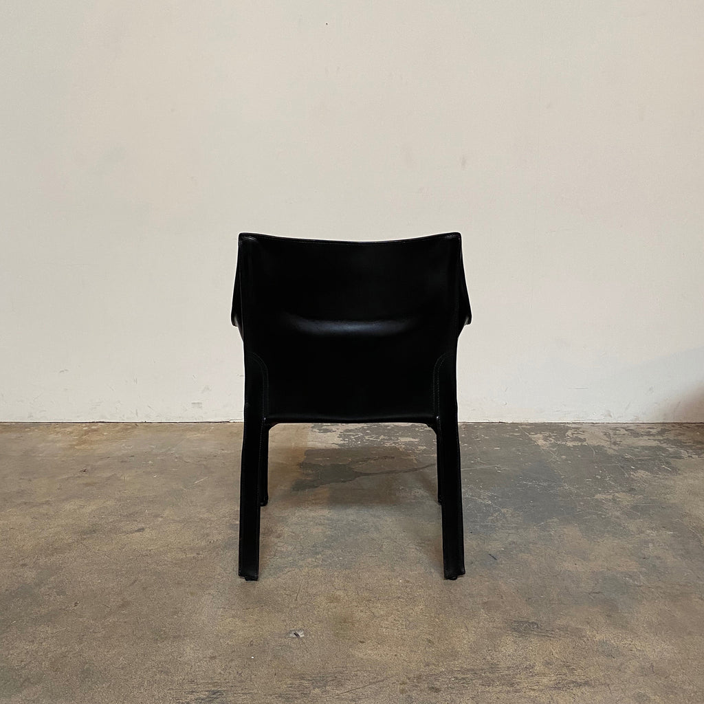 Cab Armchairs (set of 6), Dining Chair - Modern Resale