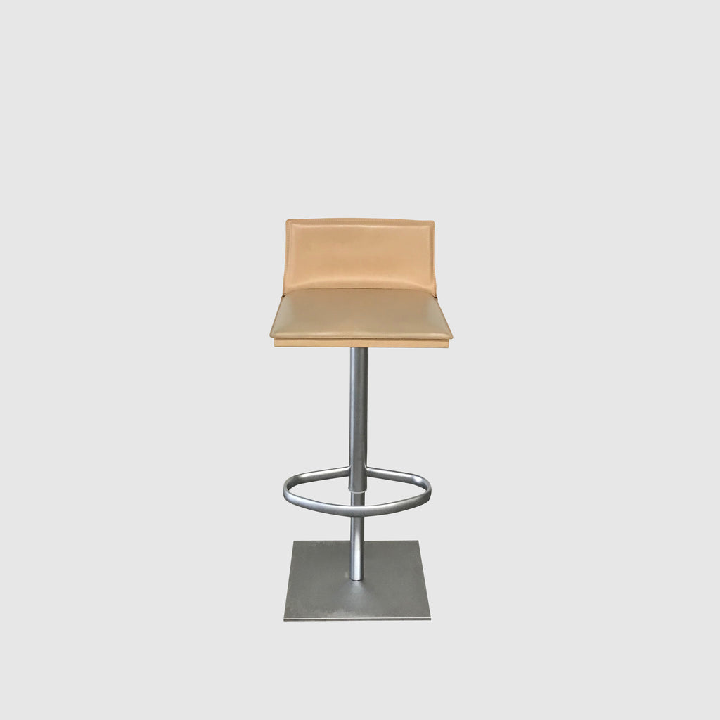 Bottega Piston Adjustable Height Stool (Comes as a Set of 2), Stool - Modern Resale