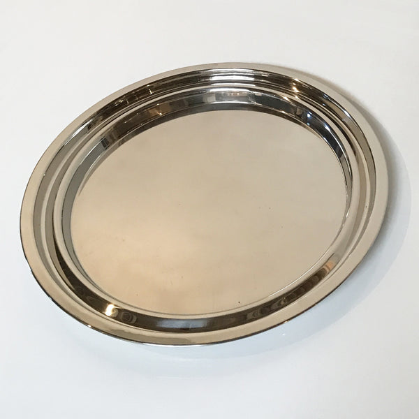 Driade Appam I Polished Stainless Steel Tray Wedding gift