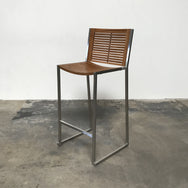 Jane Hamley Wells Beo Barstool by Kenkoon Studio - Mark Suensilpong