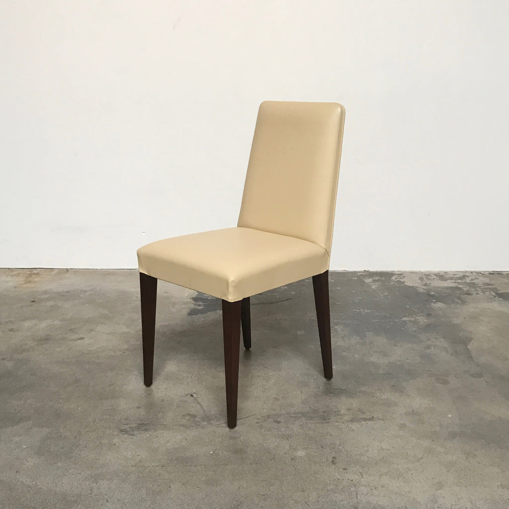 Ceccotti Classic Leather Dining Chair Alta by Robert Lazzeroni