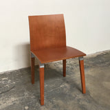 Brand New Molteni & C Cherry wood Ho Dining Chair at 40% below retail
