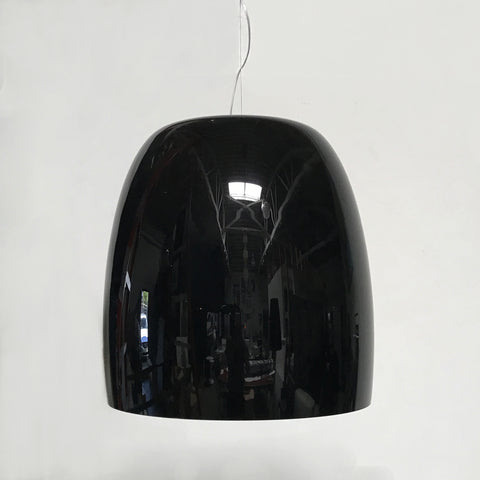 Notte Black Suspension Hanging / Ceiling Pendant Light