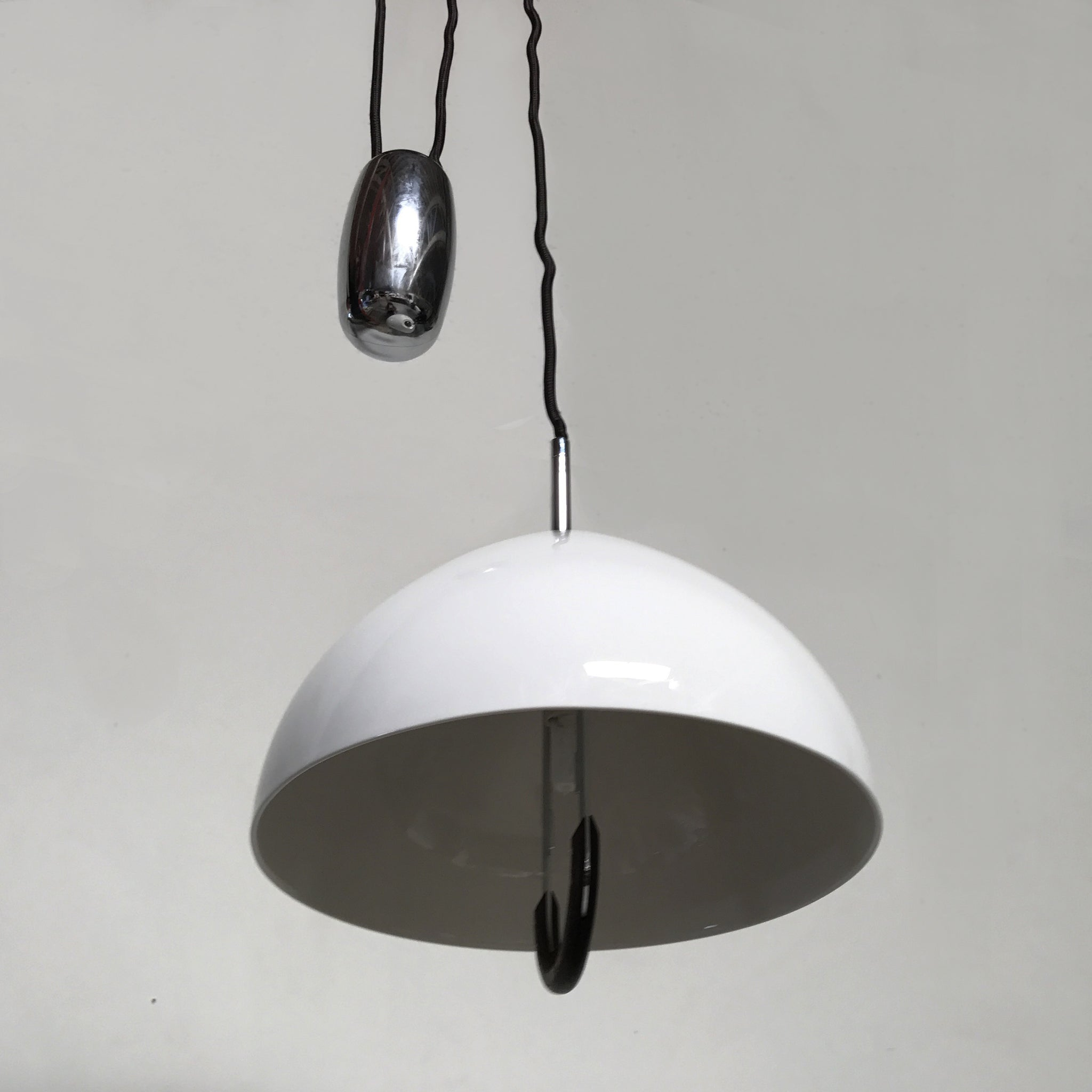 Tobias Grau tobias grau white ceramic hanging ceiling light modern resale