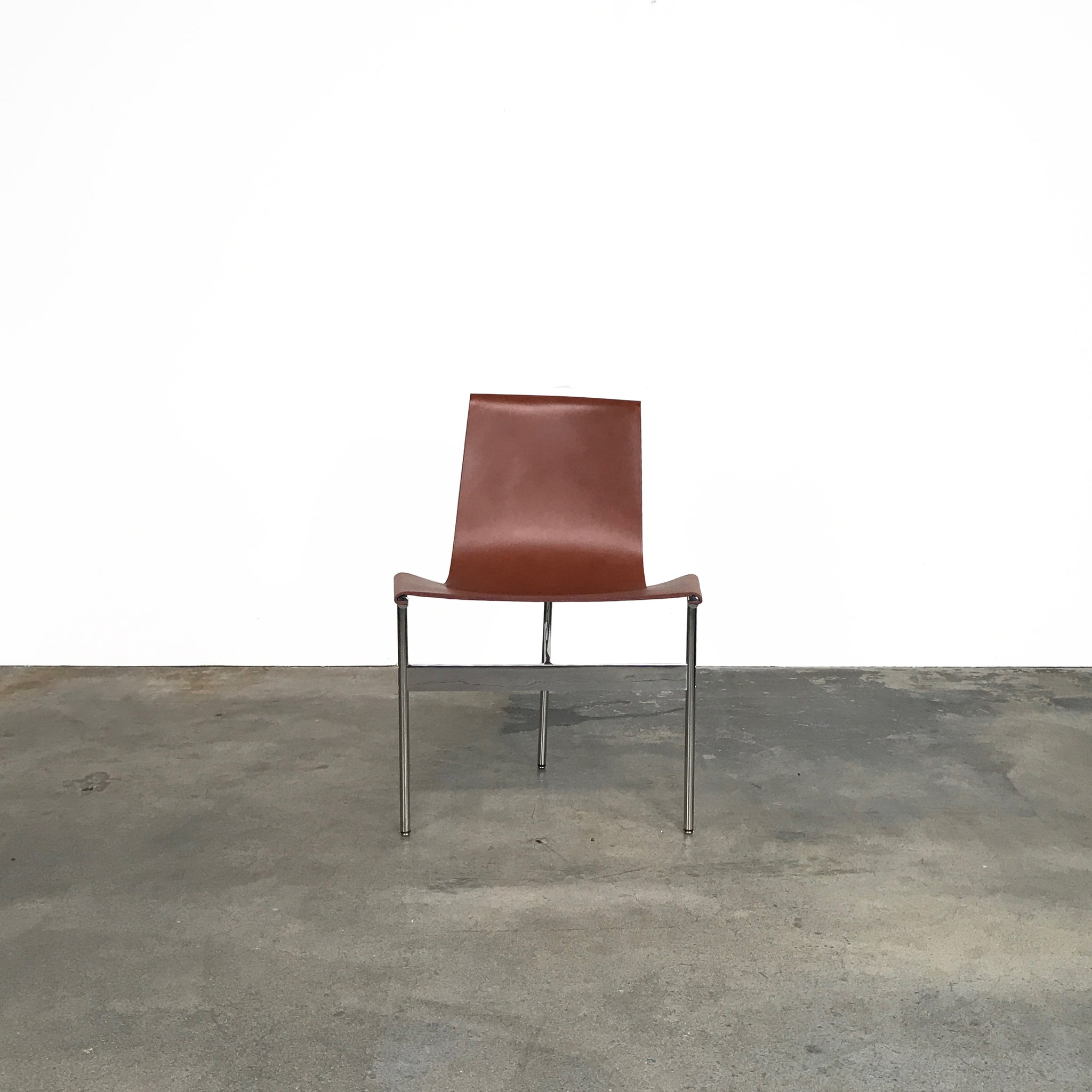 leather dining chairs modern. TG-10 Brown Leather Dining Chair | LA Consignment Chairs Modern W