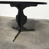 Zanotta Wenge Bieder Dining Table by Emaf Progetti | Los Angeles