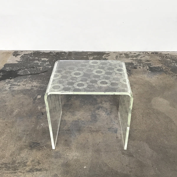 Zanotta Lucciolo Occasional Side Table by Ilaria Marelli Diana Eugeni