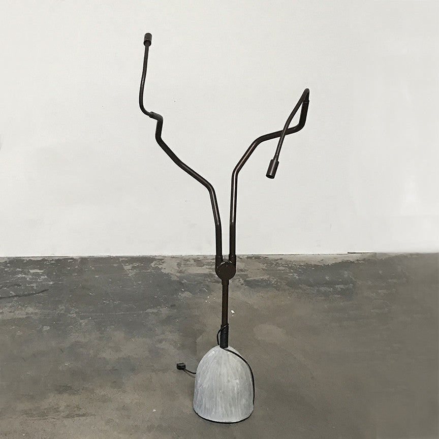 Zeus tree light floor lamp by ron arad 825 short modern resale tree light floor lamp 3 in stock aloadofball Image collections