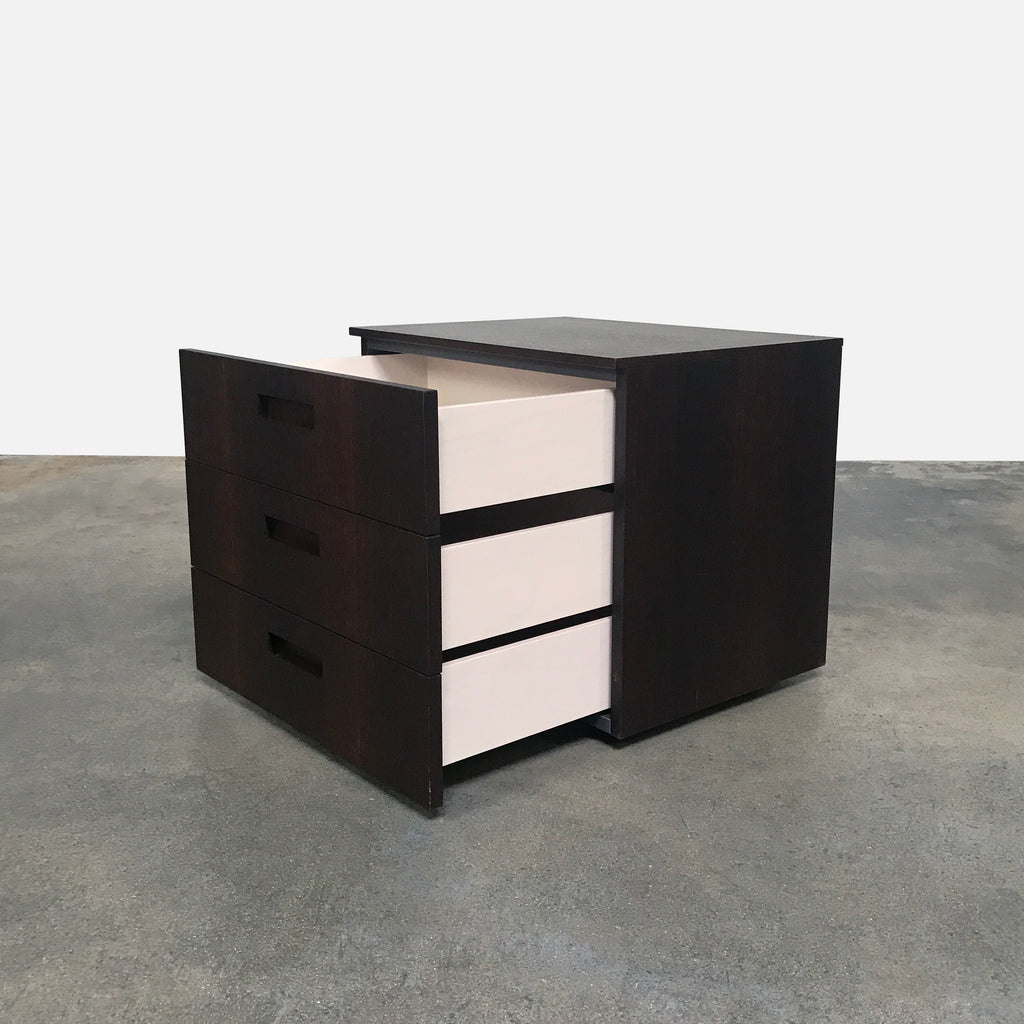 Cappellini Wooden Dresser Three Drawers