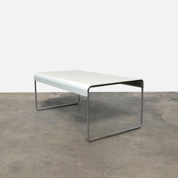 White Lacquer Bench