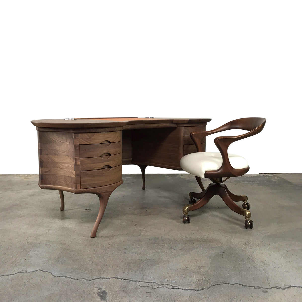 Ceccotti Bean Desk by Roberto Lazzeroni - work of art!