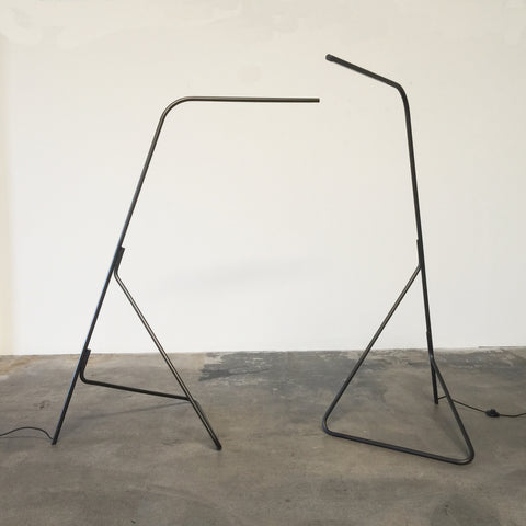 Ceccotti Lia Floor Lamp by Todd Bracher | Los Angeles | Consignment