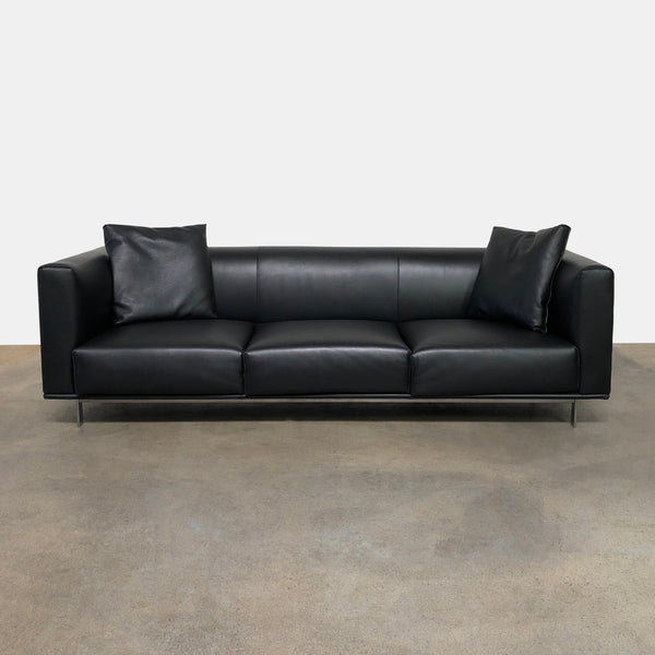 Bilsby Leather Sofa