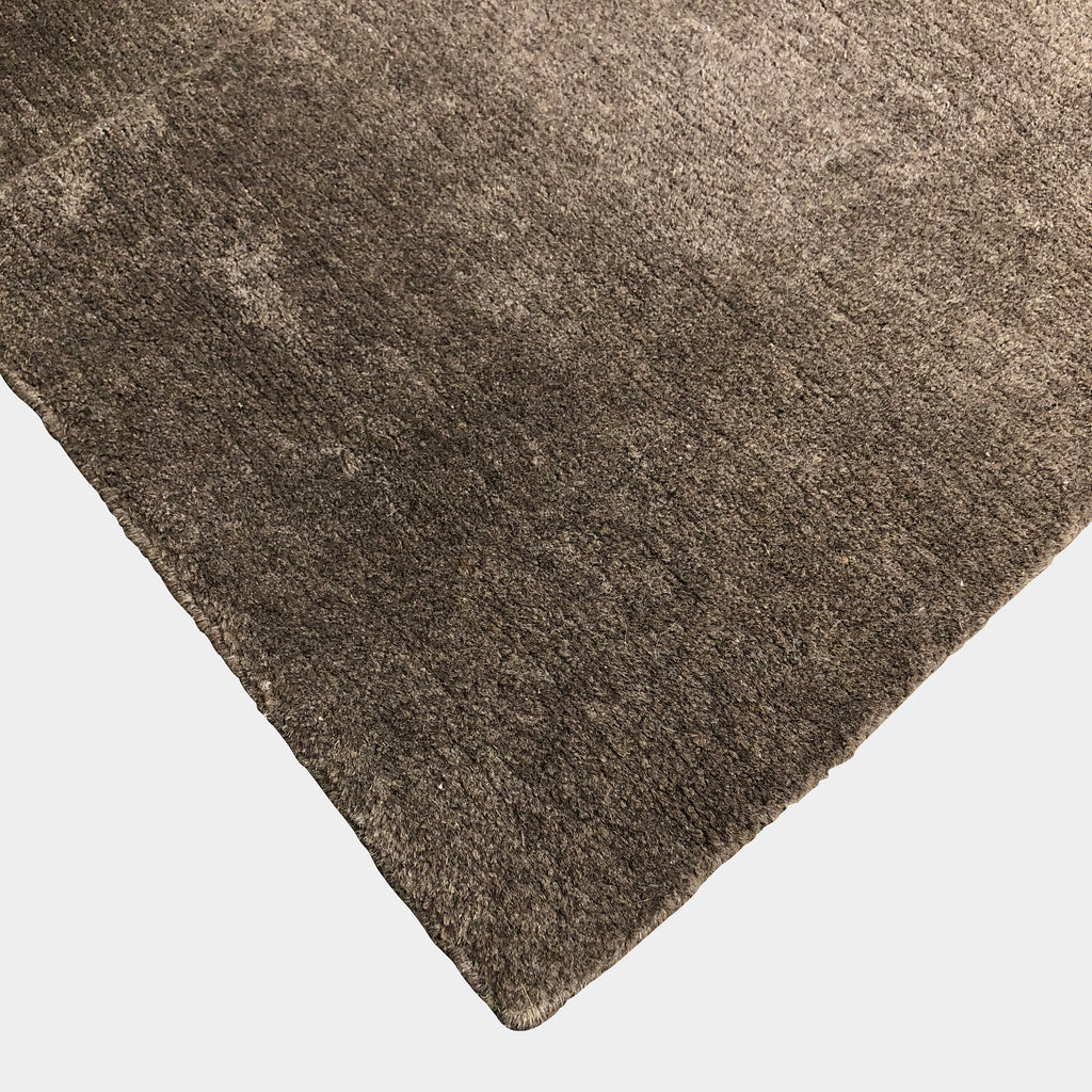 Heathered Brown Rug