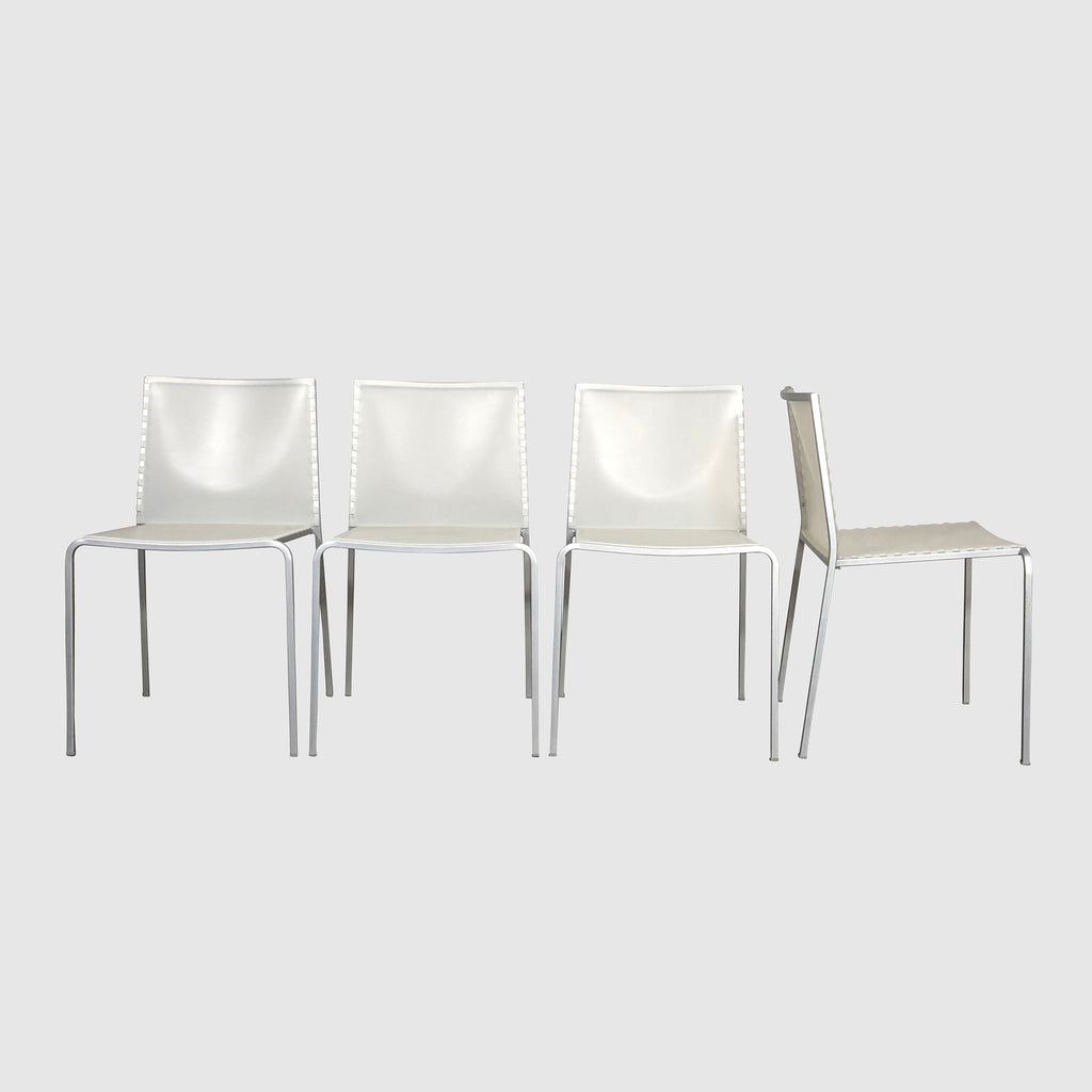 Desalto Zip Clear Dining by Marco Maran (6 in stock)