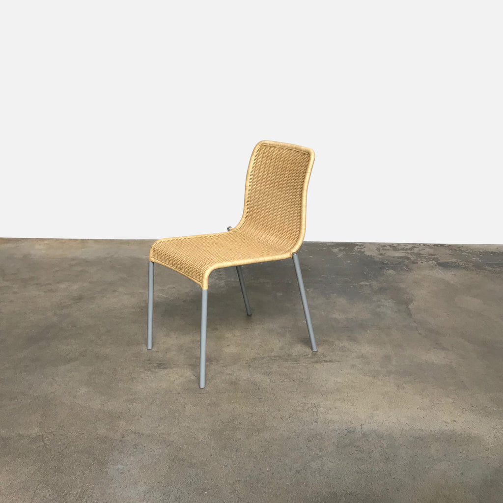 Alchemilla Wicker Stackable Dining Chair (3 in stock) - $100 each