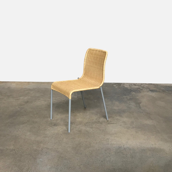 Alchemilla Wicker Stackable Dining Chair (3 in stock) - $99 each