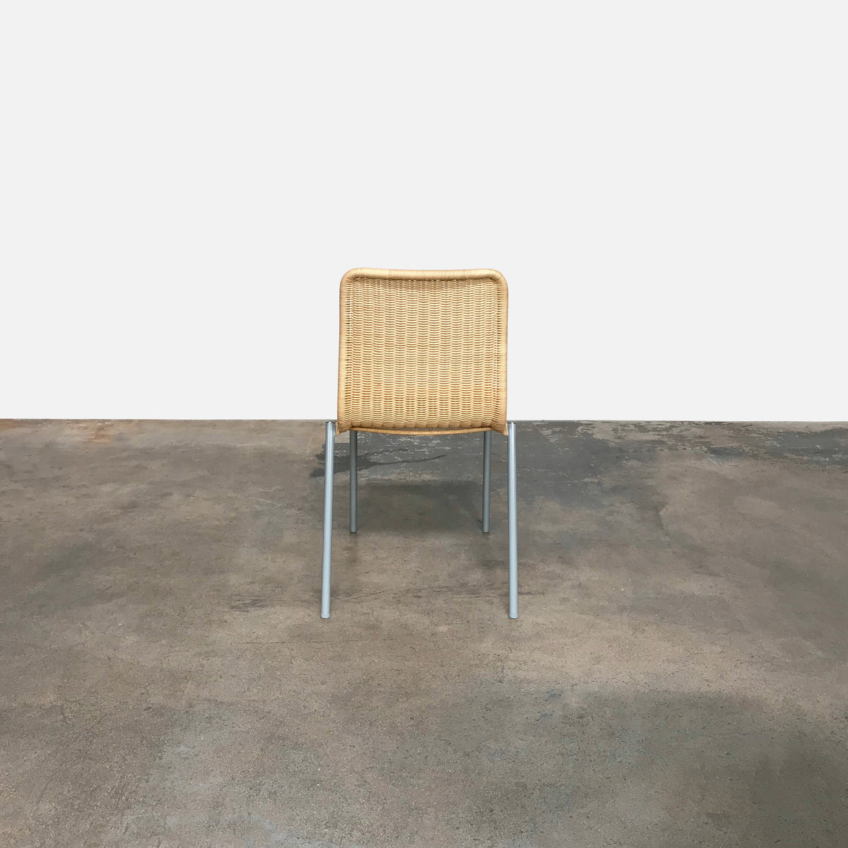 Alchemilla Wicker Stackable Dining Chair (3 in stock)