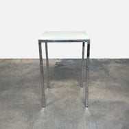 Driade Jelly Slice High Table by Philippe Starck | LA | Consignment